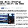 Google entra en el negocio del trading