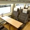 Compartir mesa en un tren AVE: un nuevo éxito del consumo colaborativo